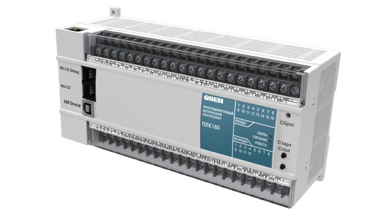 Программируемый логический контроллер ПЛК160 в Украине – фото 2