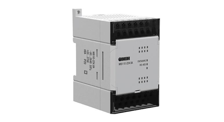 МВ110-8А. Модуль ввода аналоговых сигналов в Украине – фото 2