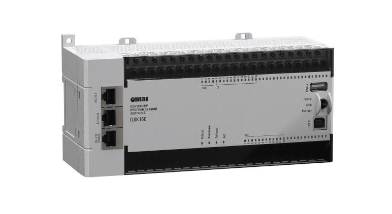 Программируемый логический контроллер ПЛК160[М02] в Украине – фото 2
