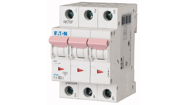Модульный автоматический выключатель PL6-C16/3 в Украине – фото 2