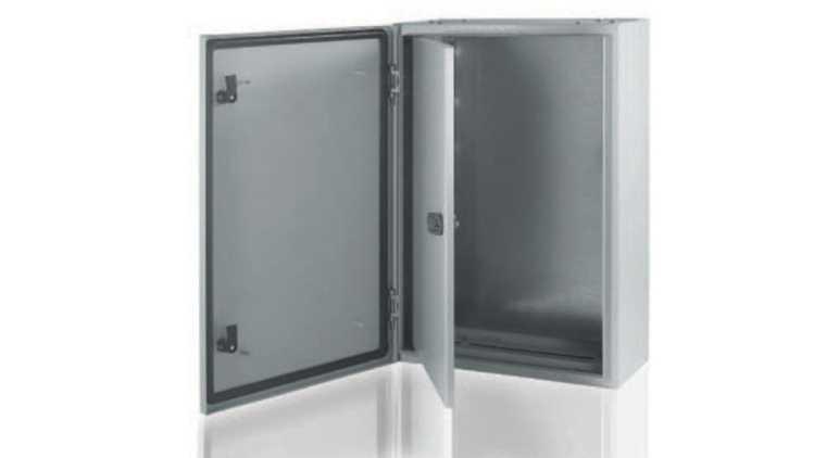 Шкаф металлический, SRN10625K в Украине – фото 1