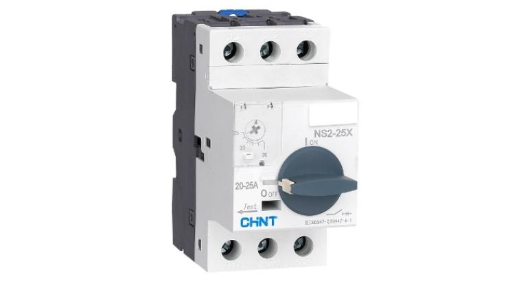 Автоматический выключатель для защиты двигателя NS2-80 40-63A в Украине – фото 1