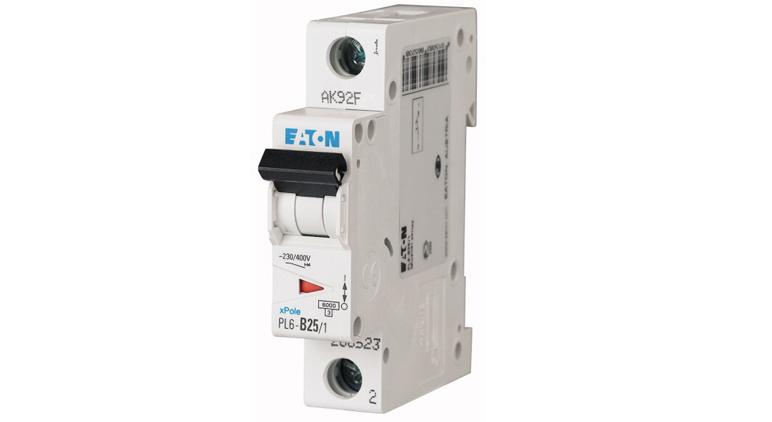Модульный автоматический выключатель PL6-C25/1 в Украине – фото 2